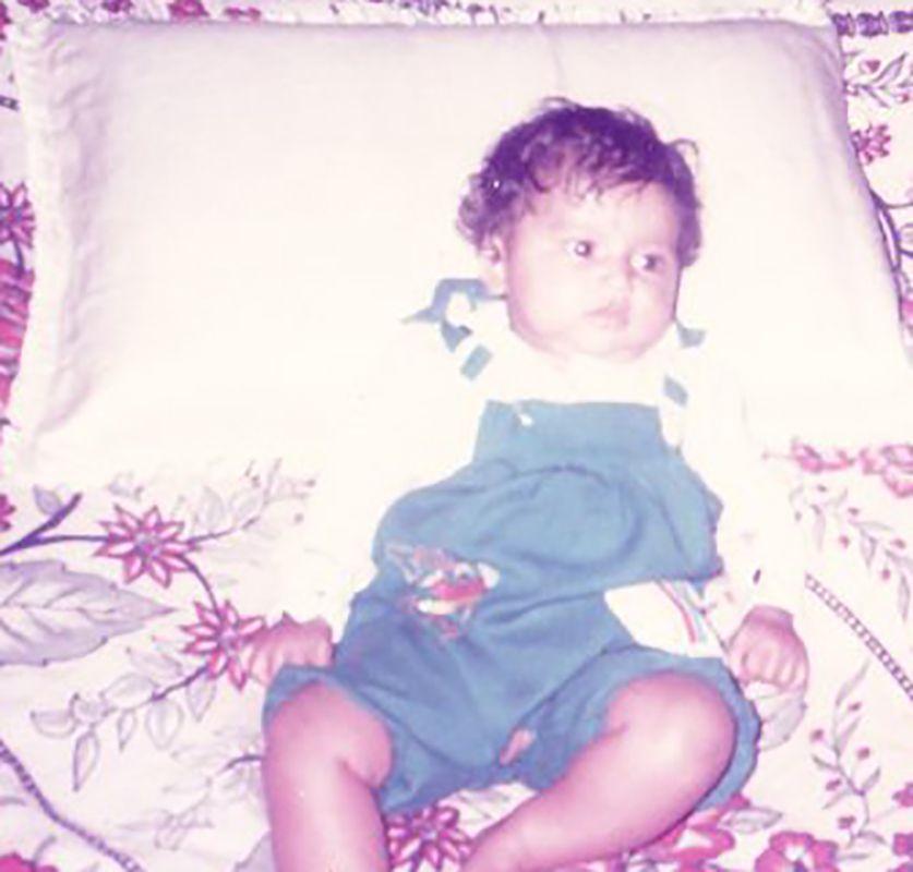 Aryan Pasha as a Child