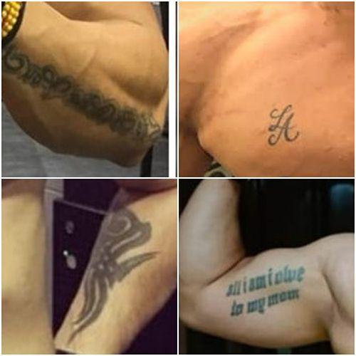 Aryan Pasha Tattoos