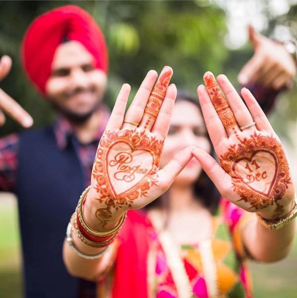 Jaspreet Singh's marriage date