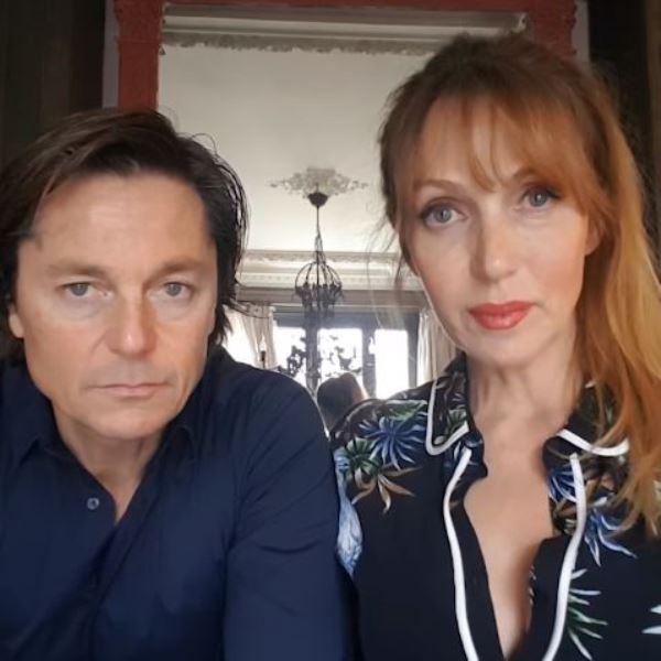 Daniel Bravo and Eva Bravo