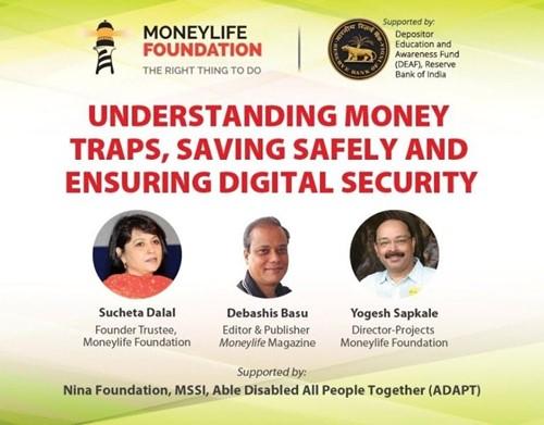Sucheta Dalal and Debashis Basu's venture Moneylife Foundation