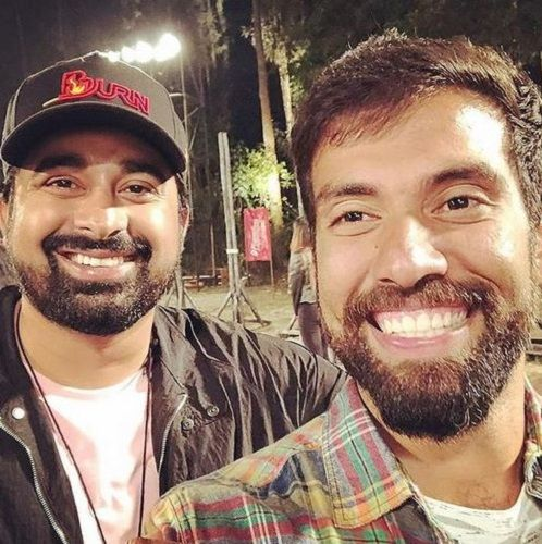 Milind Chandwani in MTV Roadies