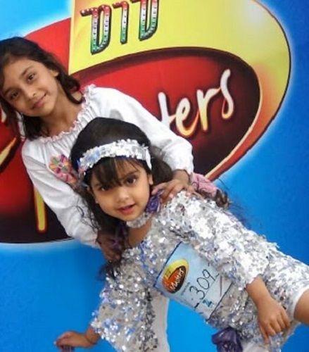 Sumbul Touqeer Khan in Dance India Dance