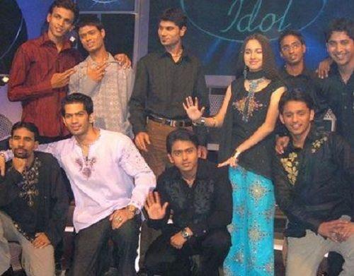 Rahul Vaidya in Indian Idol