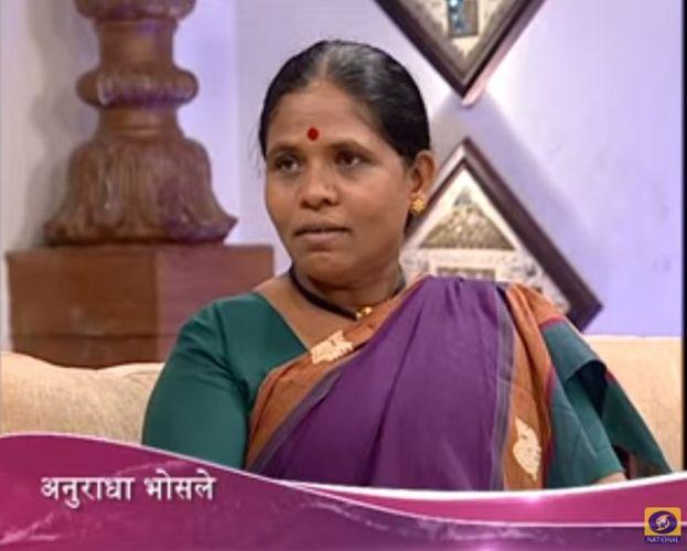 Anuradha Bhosle in Stree Shakti (2015)
