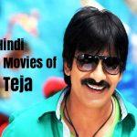 List of Hindi Dubbed Movies of Ravi Teja (25)