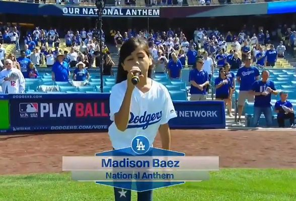 Madison Taylor Baez with her Mother