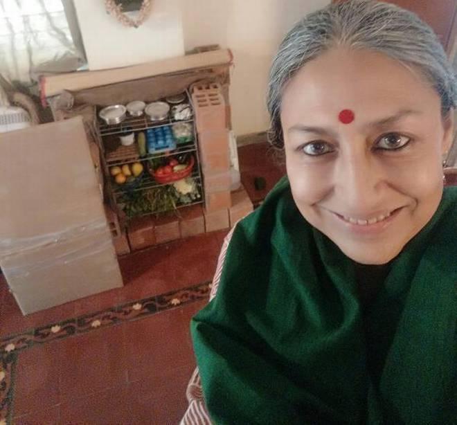 Padmavati's non electric refrigerator