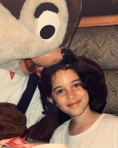 Molly Hurwitz's Childhood Picture