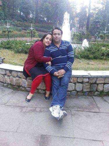 Mannat Murgai's Parents