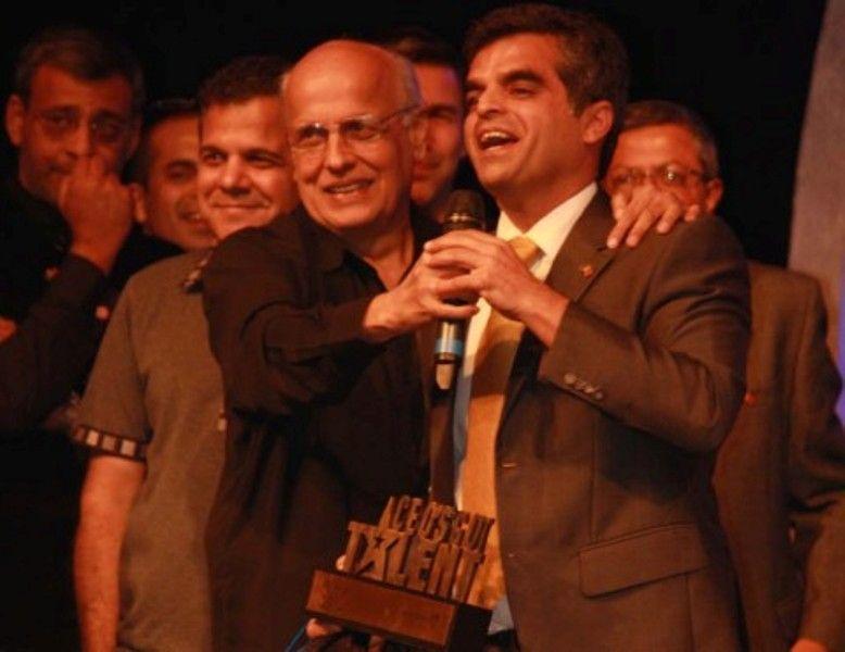 Atul winning CEO's Got Talent