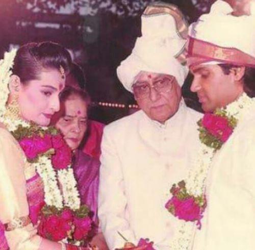 Mana Shetty's Wedding Picture