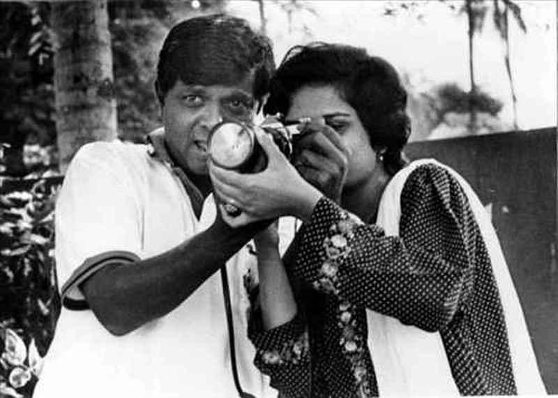 Sadashiv doing photography