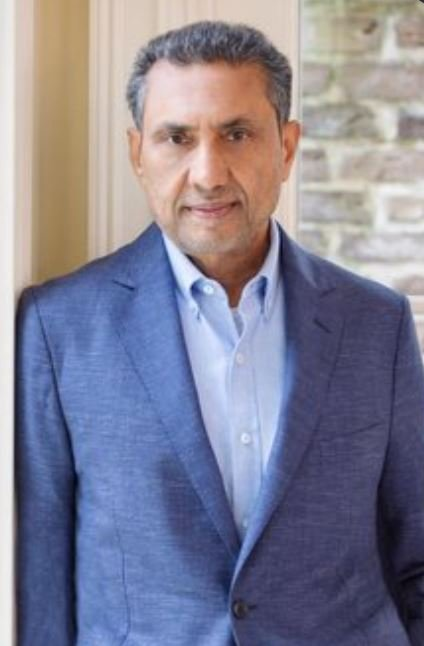 Mahmood Chaudhry's father Younas Chaudhry