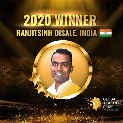 Ranjitsinh Disale- Winner of Global Teacher Prize