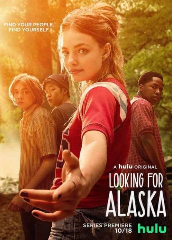 Looking for Alaska series poster