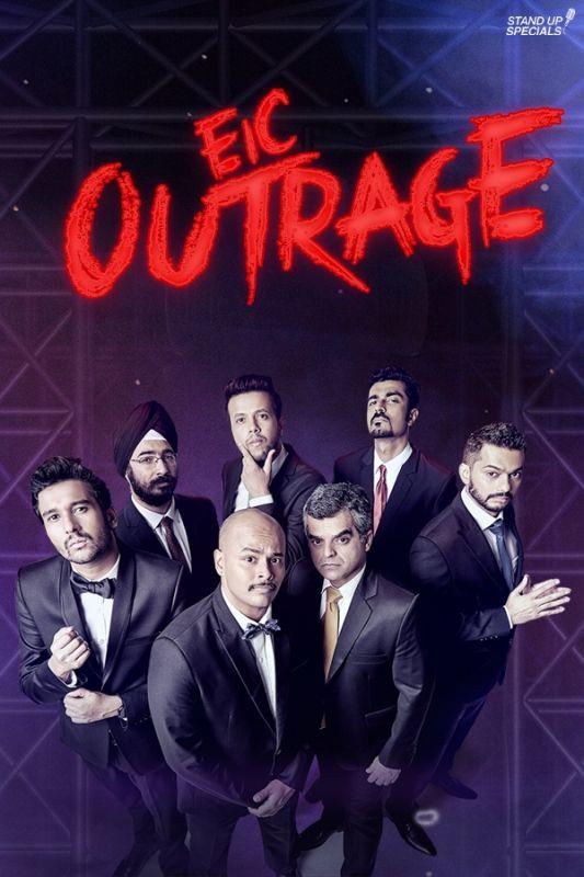Atul Khatri as a part of EIC Outrage