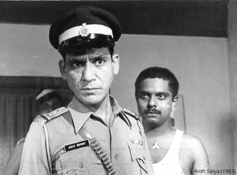 Sadashiv Amrapurkar in 'Ardh Satya'