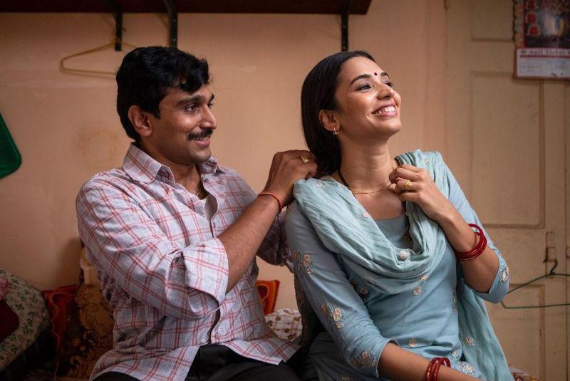 Anjali Barot playing the role of Jyoti Mehta