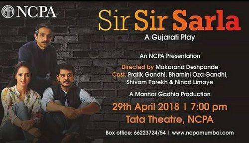 Pratik Gandhi in a Gujarati Play