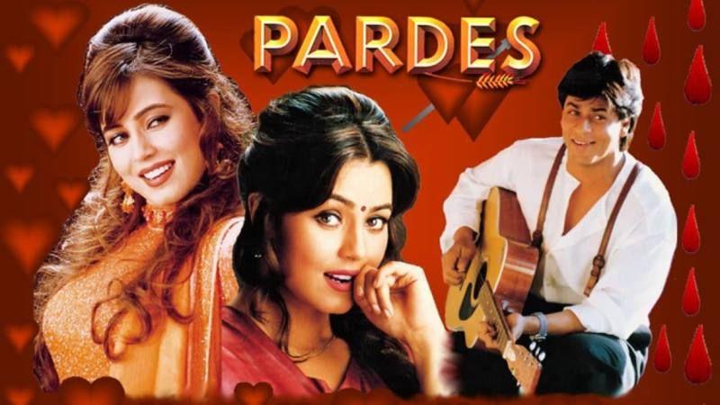 Padmavati's Hindi debut film Pardes