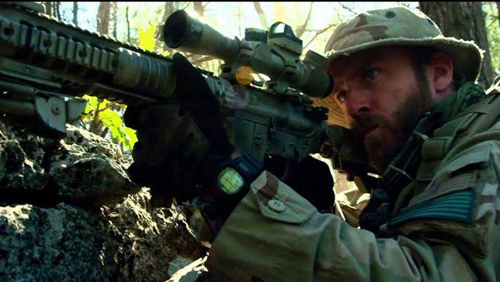 Dan Bilzerian in Lone Survivor (2013)