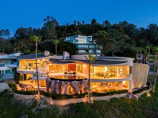 Dan Bilzerian's Home in La Jolla, San Diego
