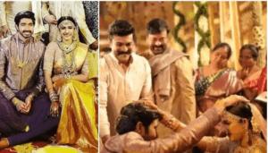 चैतन्य जोनालागड्डा और निहारिका कोनिडेला विवाह छवियाँ (3)