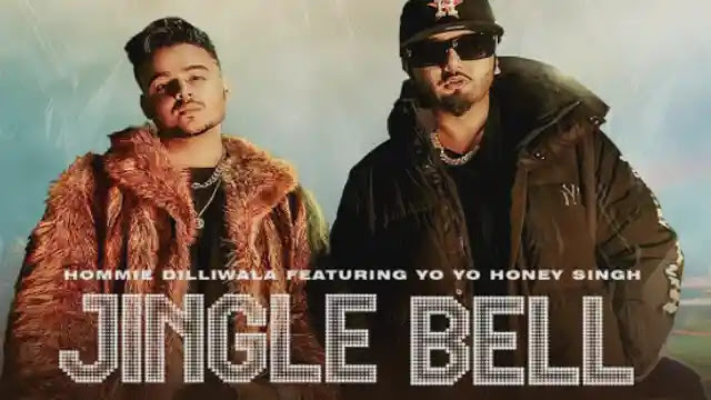 Jingle Bell (Lyrics) Yo Yo Honey Singh toes Hommie Dilliwala