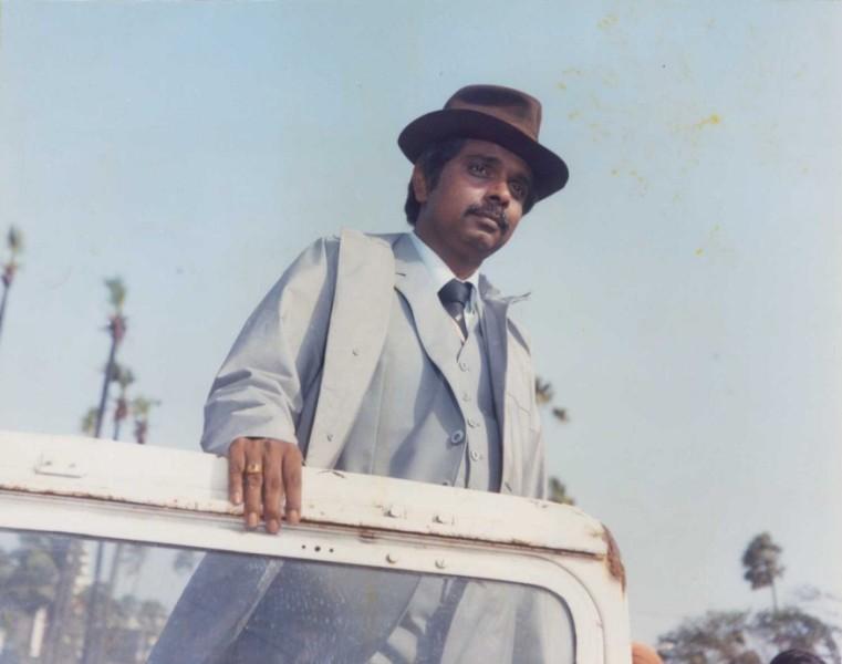 Sadashiv Amrapurkar in the film Hukumat