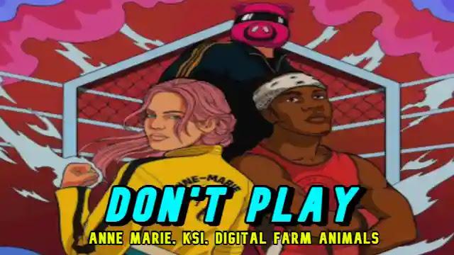 Rep no longer Play (Lyrics) Anne Marie   KSI – Lyrics Lover