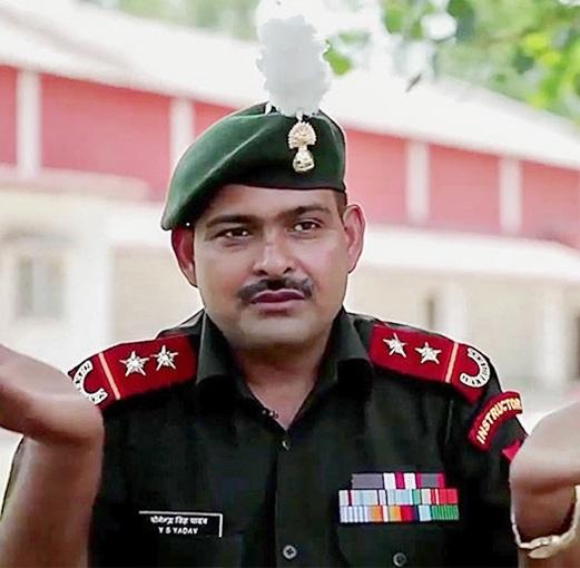 Major Yogendra Singh Yadav