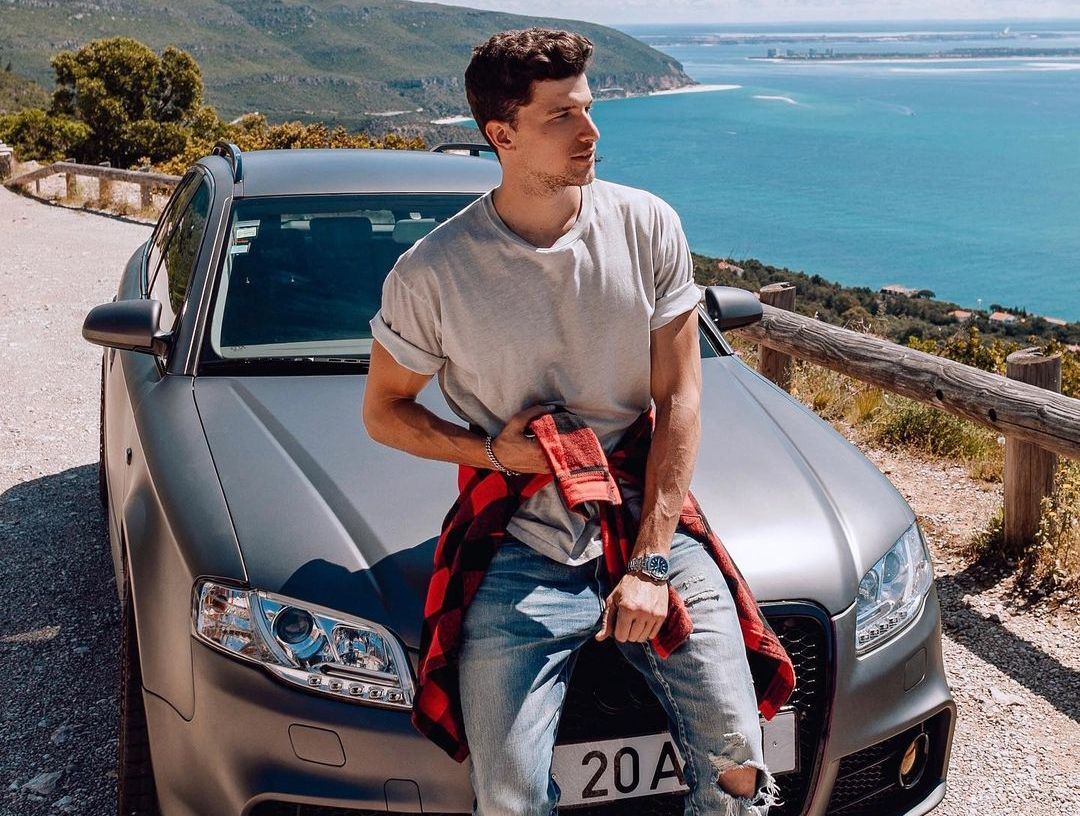 Fabio Teles (Model) Wiki, Biography, Age, Girlfriends, Family, Facts and More - Wikifamouspeople