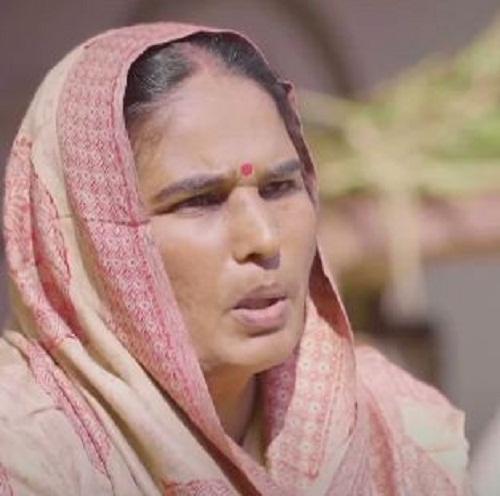 Saurabh Chaudhary's mother