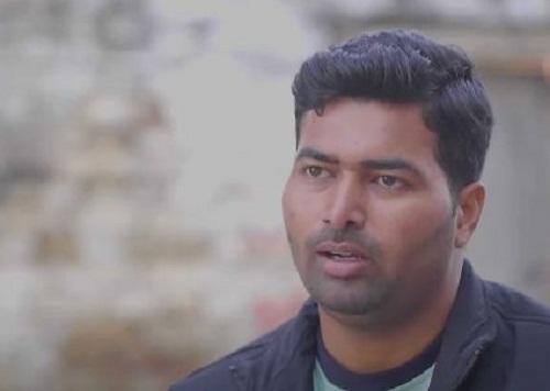 Saurabh Chaudhary's brother