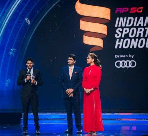 Saurabh Chaudhary on winning the Indian Sports Honours 2019