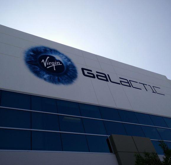 Virgin Galatic office