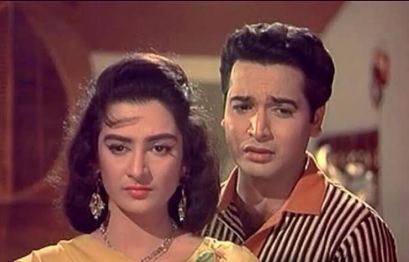 Saira Banu in the movie April Fool