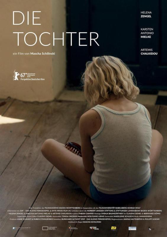 Die Tochter (Dark Blue Girl) (2017)
