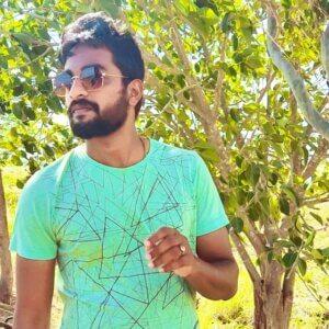 Goutham Avula casual pic