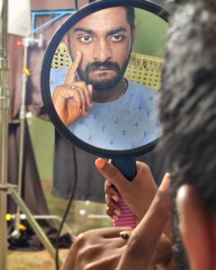 Goutham Avula working still