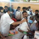 Ahmed Bin Abdullah Balala charity in lock down
