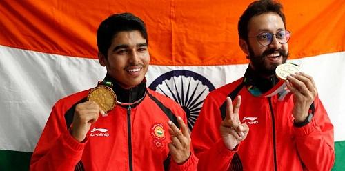 Abhishek Verma with Saurabh Chaudhary