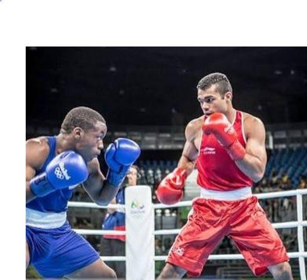 Vikas Krishan Yadav in Rio Olympics