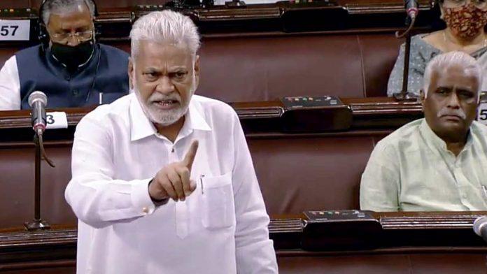 Rupala while replying to a AAP member in Rajya Sabha