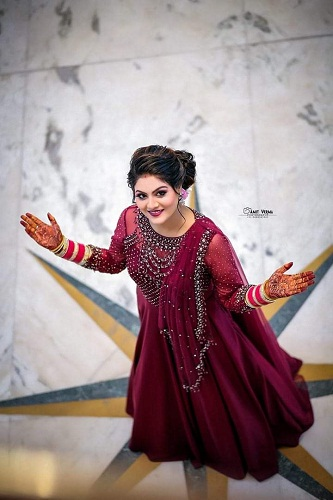 Parkashjit Singh's sister