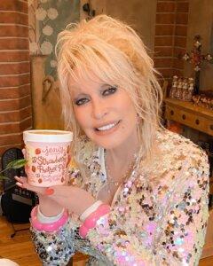 Dolly Parton Breasts Photo