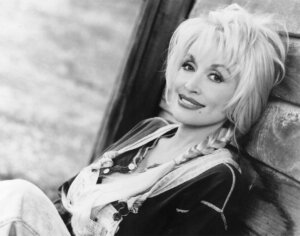 Dolly Parton before plastic surgery photo