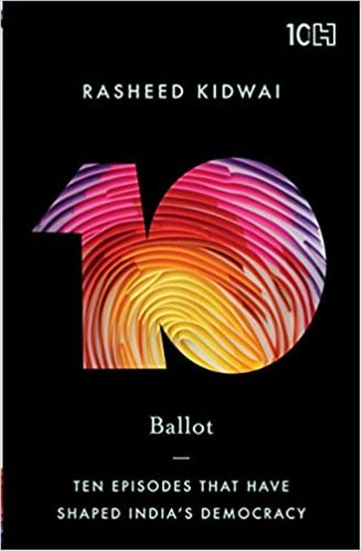 Ballot, a book by Rasheed Kidwai