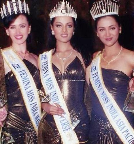 Celina Jaitly on winning Femina Miss India 2001 title